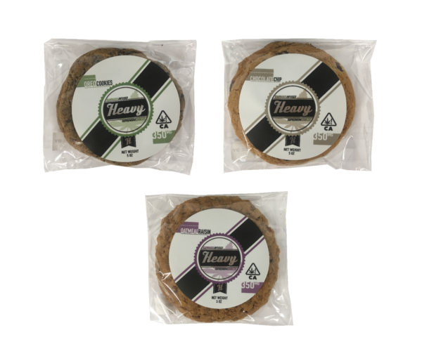 Cannabis Infused Heavy-Edibles-350mg